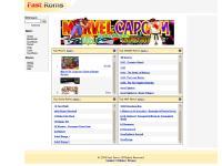 SNES roms, MAME roms, and N64 Roms - FastRoms.com