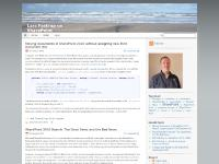 Lars Fastrup on SharePoint | My thoughts and experiences on software development for SharePoint