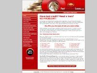 Auto Loans, Credit Cards, Credit Repair Kit, Mortgage Loans