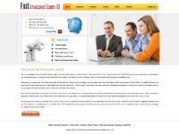 Fast Unsecured Loans UK- Bad Credit Tenant Loans- Personal Loans