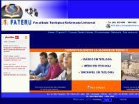 fateru.com.br teologia, curso, médio