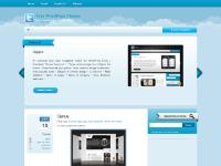 Right Sidebar, WordPress Themes, WP Themes, Genius