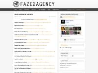 Faze 2 - Manchester Based DJ Agency