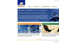 FBN Bank (France) Ltd - Welcome