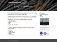 F Brazil Reinforcements Ltd | Market leader in the supply of reinforcing products