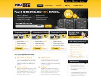 PiraHost - Sites e E-mails - Central do Cliente