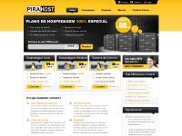PiraHost - Sites e E-mails - Central do Cliente