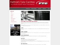 Feltham Tyre Centre - Tyres - Exhausts - Batteries - Alignment