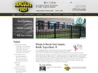 COMMERCIAL, HIGH SECURITY, HERCULES IN ACTION, Residential Fencing