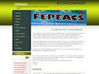 fepeacs.com , , Federação