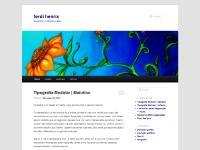 ferdi henrix | tipografia | produção gráfica