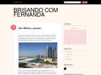 Brisando com Fernanda