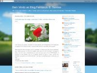 Bem Vindo ao Blog Fernando B. Sandes
