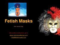 Fetish Masks - Venetian Masks