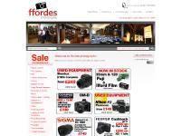 ffordes.org Pre Production stub