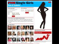 Soulmates, Dating & Relationships | FHM Single Girls