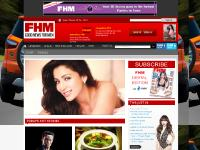 FHM - Online Fashion Magazine for Men   Girls, News, Men Fashion   FHMindia.com