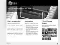 Fibics Incorporated, Applications, contacts us, Technicalities