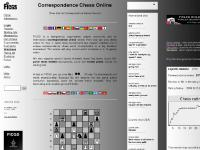 Correspondence chess server, Go (weiqi) games online