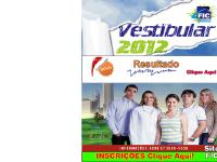 Faculdades Integradas de Cassilândia - Vestibular 2012