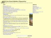 Fraser Island Defenders Organization