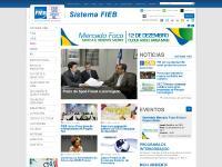 ..::Sistema Fieb - Federação das Indústrias do Estado da Bahia::..