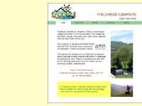Fieldhead Campsite, Edale, Peak District