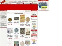 FILATÉLICA ZEPPELIN :: Comércio de antiguidades e colecionáveis