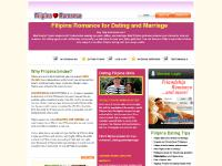 Filipina Romance for Filipina Brides, Dating and Marriage, Filipino Wife
