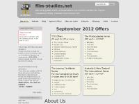 film-studies.net | Film study guides, notes, commentaries & resources for Leaving Cert English Comparative Study, Transition Year & Junior Cert