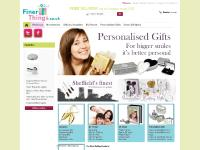 Personalised gifts | Unique Gifts - The Finer Things