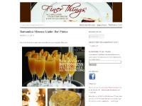 FinerThingsLA's Blog   A Classy Guide to Getting Drunk & Fat in LA