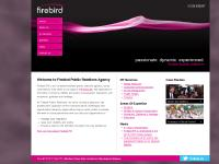 Firebird PR: Oxfordshire public relations agency led by Jane Bevan