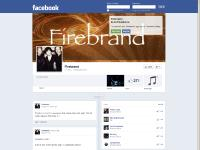 firebrandband.co.uk Find Friends, Badges, People