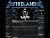 :: FIRELAND :: Heavy Metal from Northern Ireland, featuring Andy Baxter, Steve Moore, Jamie Johnston, Chris Mawhinney, Jim Seymour. Twin lead guitar rock and metal! ::