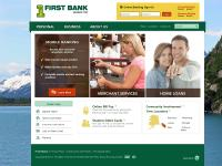First Bank - The Power of Alaskan Banking