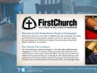 firstchurchchampaign - First Presbyterian Church of Champaign