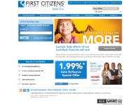 firstcitizens.org Careers, What's New, CONSUMER SERVICES