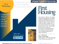 firsthousingfl.com First Housing, Affordable housing , Multifamily
