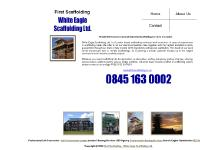 Scaffolding Services London - Scaffold Hire Contractors