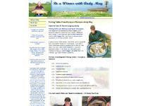 Fishing Tuition Kamasan Champion Andy May Gives 1 to 1 Coaching