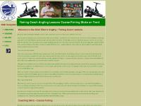 FISHING COACH COARSE ANGLING LESSONS STOKE ON TRENT STAFFORDSHIRE