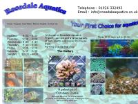fishnpets.co.uk Tropical, Cold Water, Marine