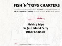 FISH'N'TRIPS Charters - Homepage