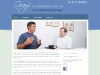 Pain relief without drugs | Grays Complementary Clinic