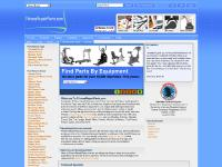 Fitness and Exercise Equipment Repair Parts
