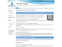 fixmyfridge.co.uk Waeco, Isotherm, Indel