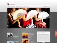 flamencura.org flamencura's calendar, Elegant Themes, Wordpress