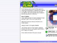 Flash Island - Interactive online game development