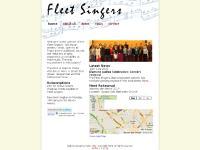 The Fleet Singers